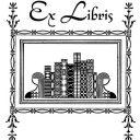 Ex Libris Bücher Stempel