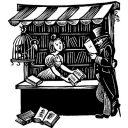 Ex Libris Buchstand Stempel