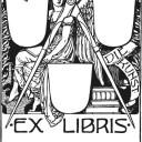 Ex Libris Kunst Stempel